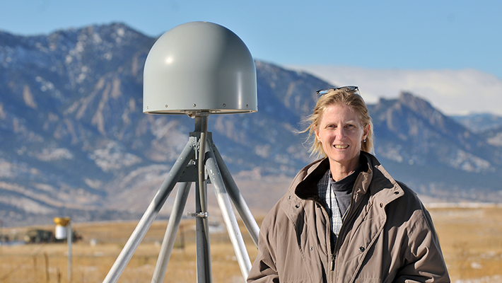 "Report | ""Funny Signals"" - Kristine Larson uses GPS data for"